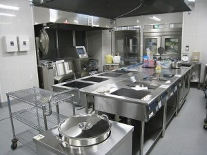 調理室(電調)